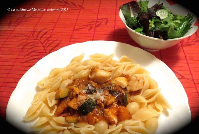La cuisine de Messidor: Ratatouille aux légumes grillés