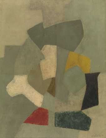 Serge Poliakoff, Toile Grise
