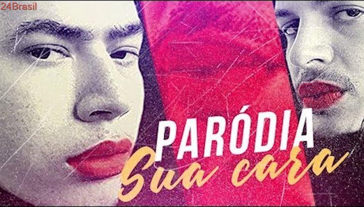 GRINGOS REAGEM PARÓDIA WHINDERSSON NUNES - SUA CARA