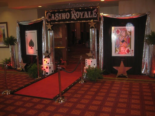 Casino Decoration  Casino party decoration ideas. Check out World Class CE for more ideas we've pinned!