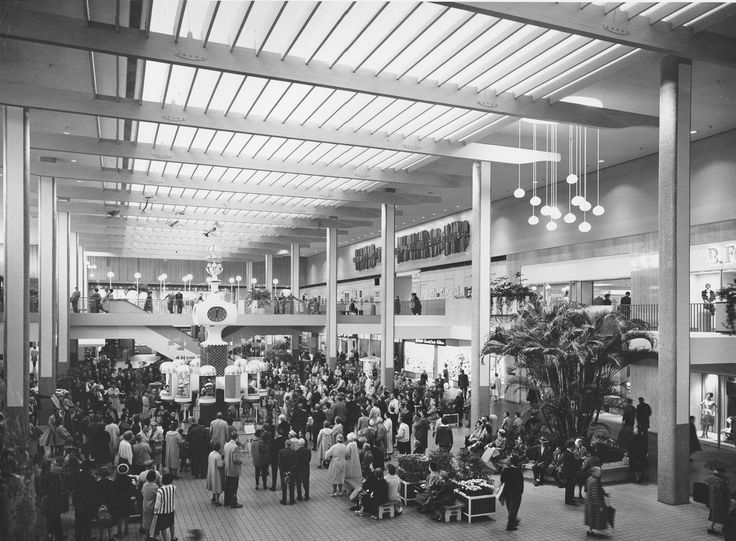 Trending The American Mall Ideas On Pinterest National - Shopping malls america changed since 1989