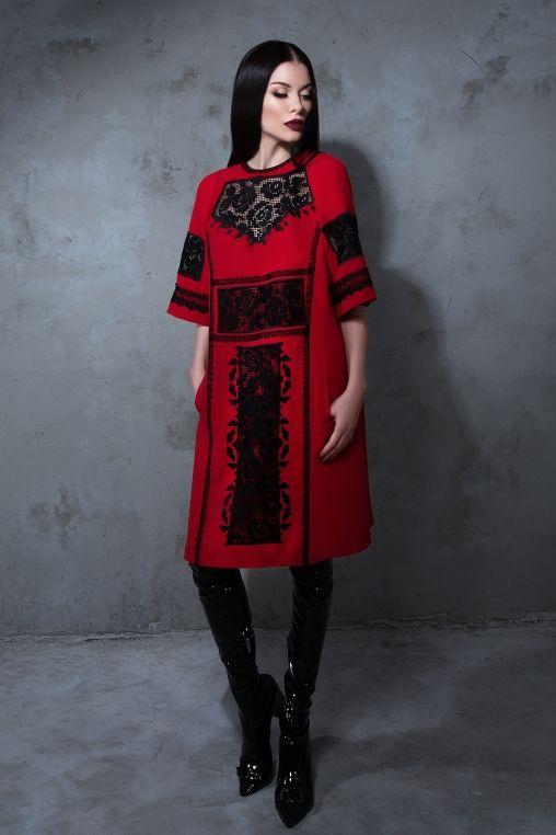 Осінь-Зима 16-17 – Roksolana Bogutska