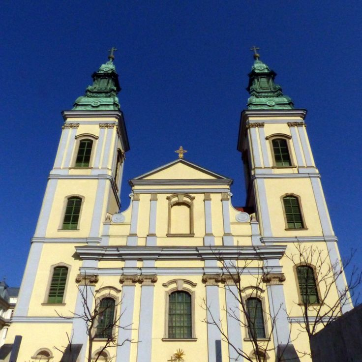 Inner Parish Church in Budapest (March 2014) - Photo taken by BradJill