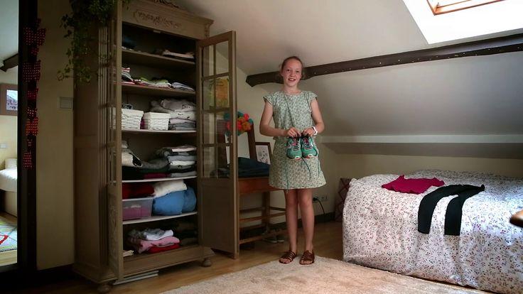 Ils ont entre 11 et 14 ans, ils se retrouvent chaque matin au collège à Clermont-Ferrand. Découvrez leurs garde-robes. Décrire des tenues et parler de ses vêtements.