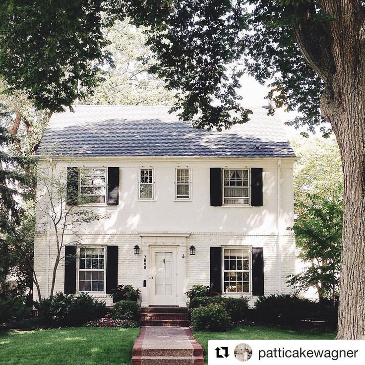 47 Best Colonial House Exterior Images On Pinterest
