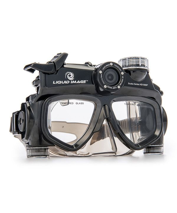 Look at this XSC 12.0 MP Full HD Wide Angle Scuba Series Camera Mask on #zulily today!