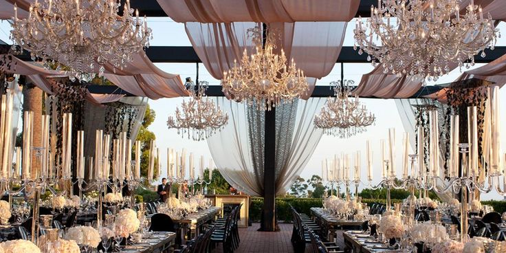 """Dreaming of saying """"I Do"""" with panoramic ocean views? Wedding Spot will help you find the perfect wedding venue. Check out The Resort at Pelican Hill and other beautiful beach and ocean front venues in Southern California. Compare by location, style, and budget and book appointments for free with one click!"""