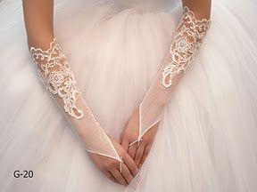 Свадебные перчатки в Мытищах :: Свадебный салон в Мытищах