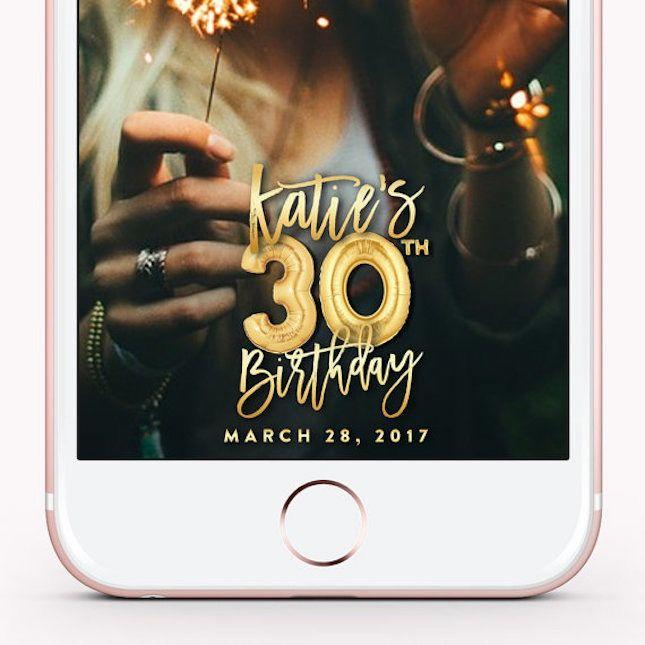17 Best Ideas About Snapchat Birthday On Pinterest