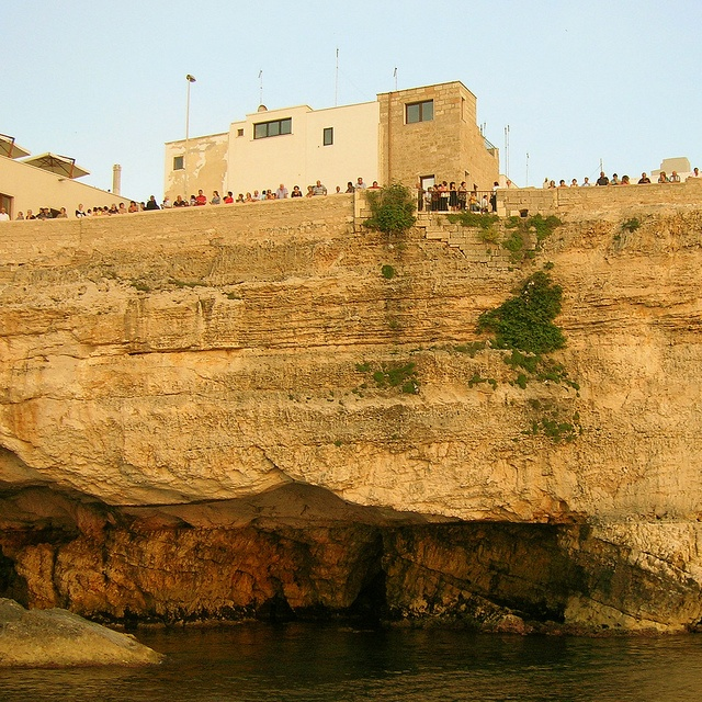 Sea Caves in Polignano a Mare