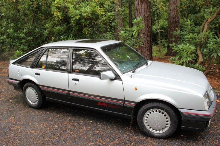 1987 Vauxhall Cavalier SRi 130