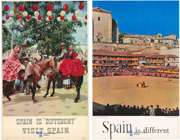 Spain is Different 6001 Spain is Different: Antecedentes de la «marca España»