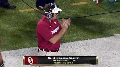 Mike Stoops Is Back, But Is Oklahoma's Defense? |