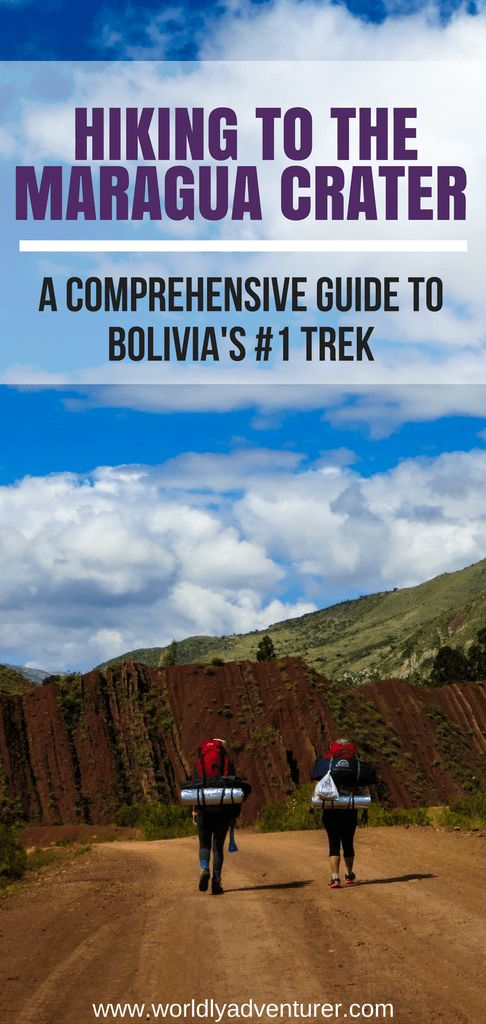 Maragua crater   Bolivia travel tips   destinations  places to visit   nature   Sucre   hiking routes   South America hiking   hiking trails