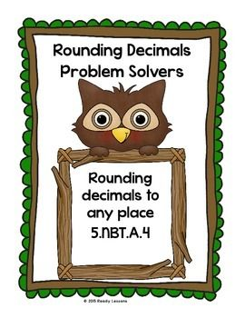17 best ideas about Rounding Decimals Worksheet on Pinterest ...