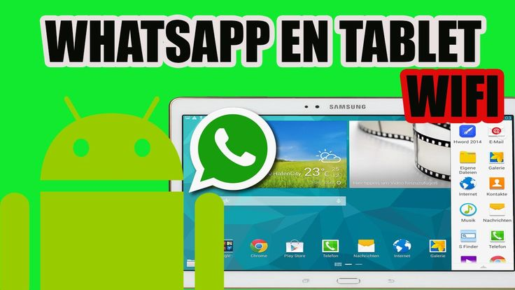 Awesome COMO INSTALAR WHATSAPP EN TABLET ANDROID   samsung  tab 2  10.1 |Fran M