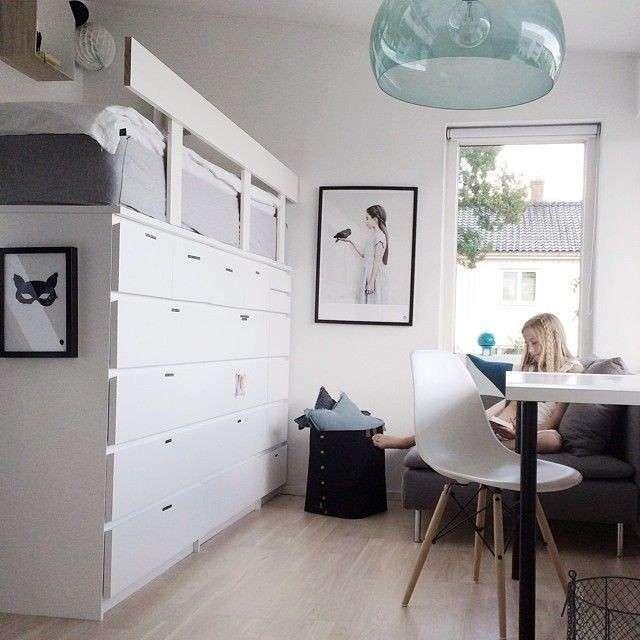 Oltre 25 fantastiche idee su cassettiera su pinterest - Mini cassettiera ikea ...