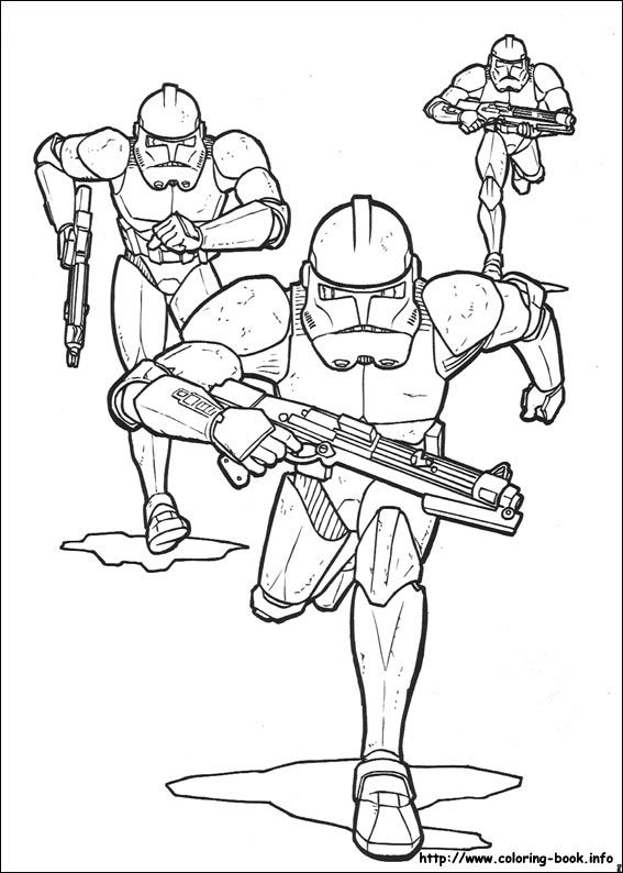 22 best star wars BW images on Pinterest | Coloring sheets, Adult ...