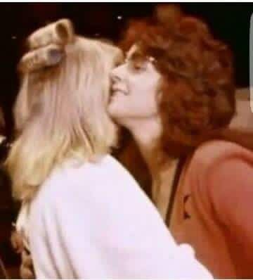 agnetha and bjorn relationship