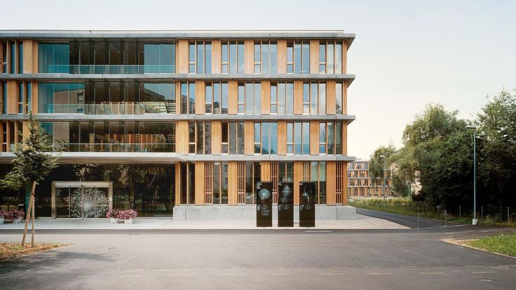 UVEK Campus Ittigen - GWJ Architektur