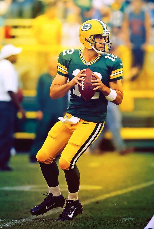 Aaron Rodgers. Only because my brother was the biggest packer fan I've ever met. #RIP