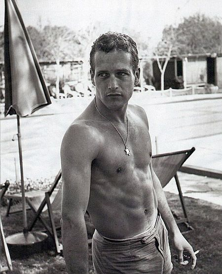 Paul Newman © Linda McCartney