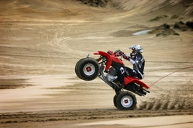 Children (under 16 years old) experience a disproportionate number of injuries when operating ATVs.