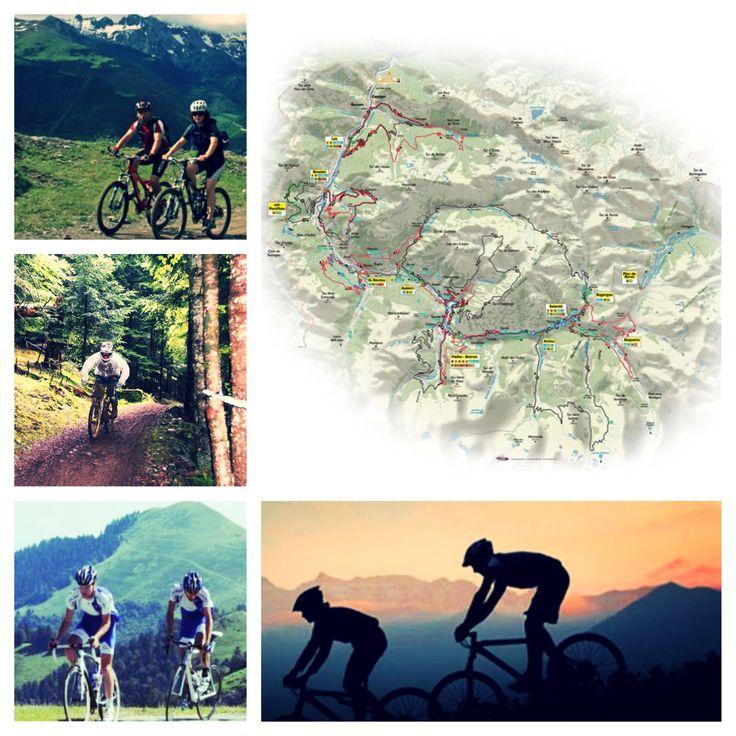 #valdaran #btt #bike #bici #descenso #cicloturismo
