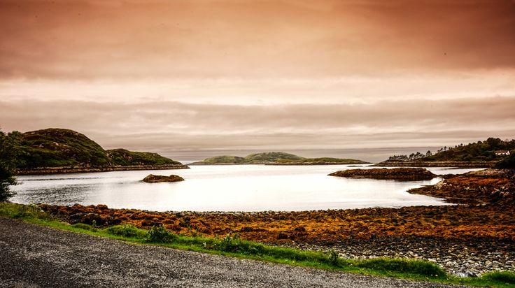 Achiltibuie Scotland