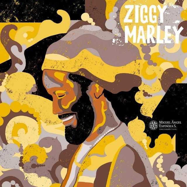 #ziggy #marley #ziggymarley #music #art #colors #trip #picoftheday #happy #goodvibes #rasta #jamaica #beach #cool #beauty #yellow #nature #soul #instacool #sun #life #amazing #like #smile #summertour #reggae #reggaemusic