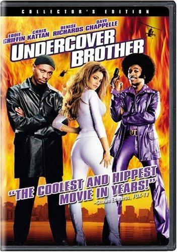 Eddie Griffin & Chris Kattan & Malcolm D. Lee-Undercover Brother