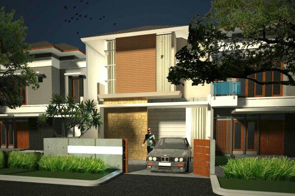 Ciganitri House