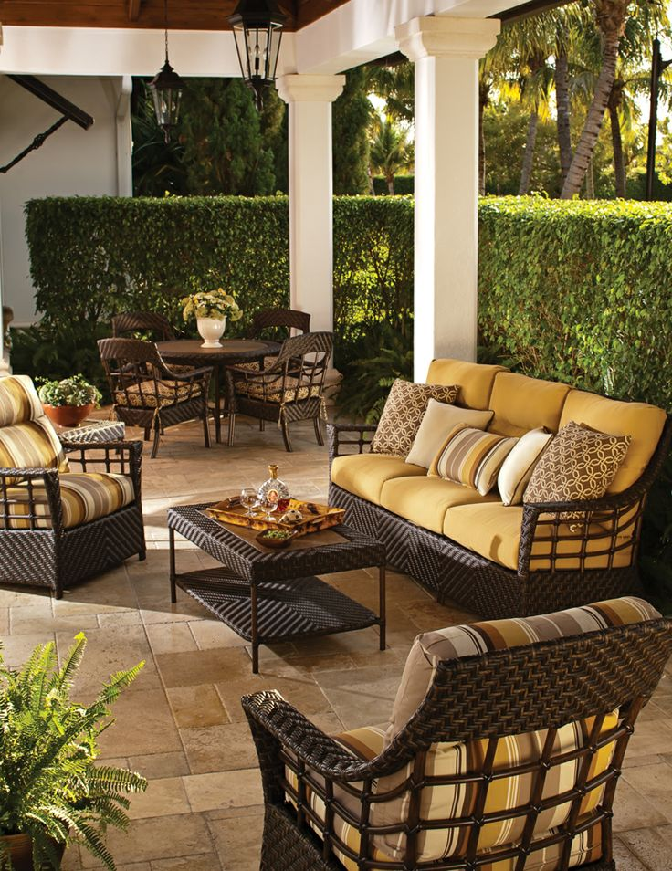 148 best Outdoor Rooms images on Pinterest