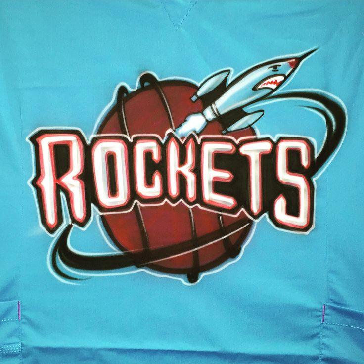 Rockets Logo Design