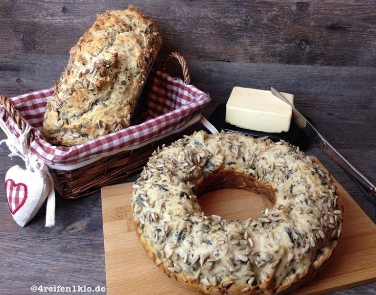 Jetzt hat man immer Brot im Haus! Das Kürbiskernbrot ist Ruck-Zuck im OMNIA-Backofen gebacken. Diese Brot gelingt jedem - egal ob im OMNIA-Backofen oder in einer Kastenform!
