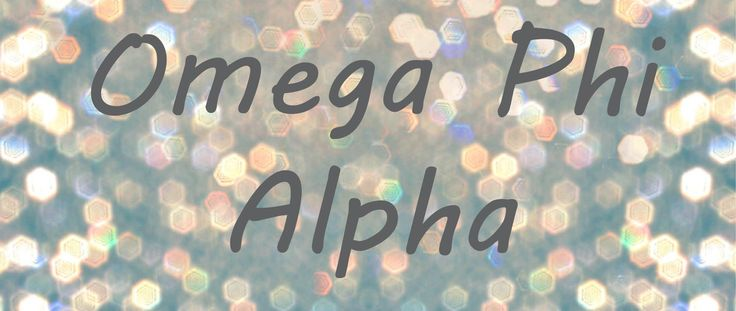 Omega Phi Alpha banner <3Service Ωφα, Omega Phi, Alpha National, National Service, Letters Opa, Sisters Crafts Gift, Service Sorority, Phi Alpha, Alpha Banners