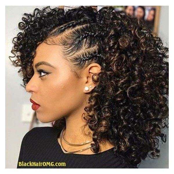 The Perfect Perm Rod Set for Thick TYPE 4 Hair ❤ liked on Polyvore featuring beauty products, haircare and hair styling tools