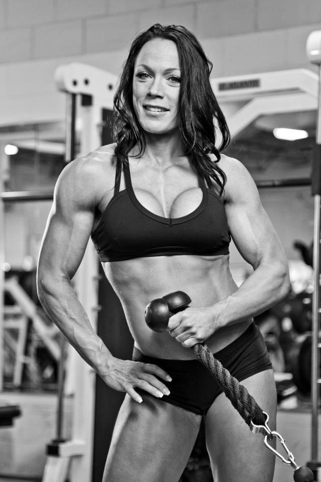 Julie Lockhart Fit Women Fitness Motivation Bodybuilding