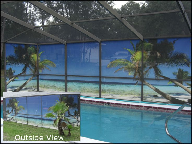 68 best images about living in the lanai on pinterest for Lanai structure