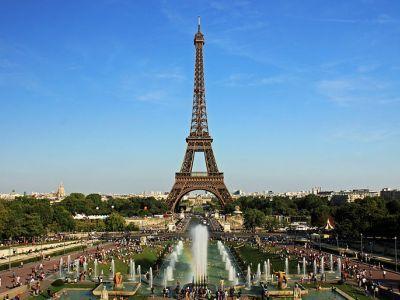 Catatan Traveling: 10 Landmark dan Tempat Wisata Utama di Paris, Pran...