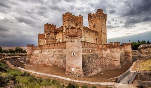 Top 10 castle s in Spain - Los 10 castillos más bonitos de España