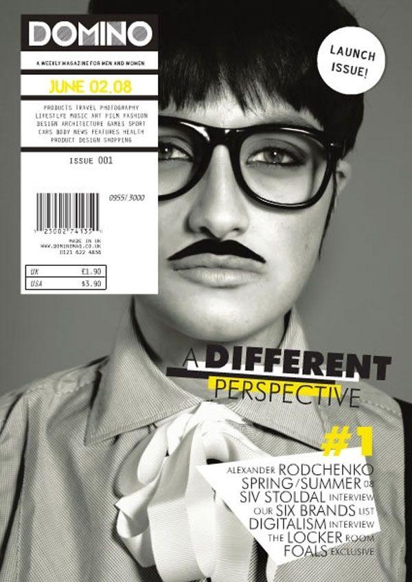 国外杂志排版设计欣赏 - 版式设计 - 设计帝国
