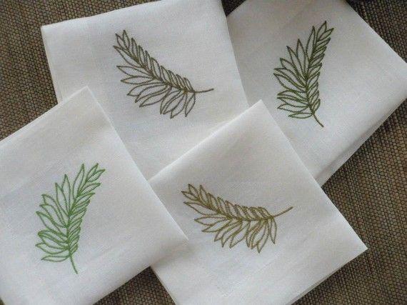 Las 25 mejores ideas sobre servilletas de c ctel en for Pintura color lino