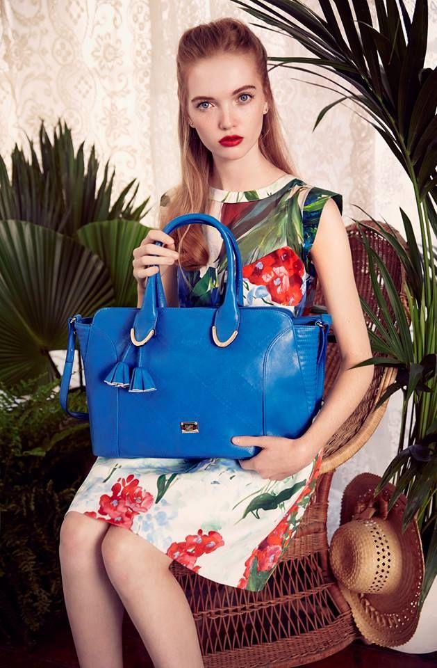 Campanula Bag - Blugirl Spring summer 2015
