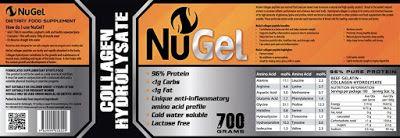 Gelatin Supplier in Australia: Protein Powder - Collagen Hydrolysate Beef Gelatin...