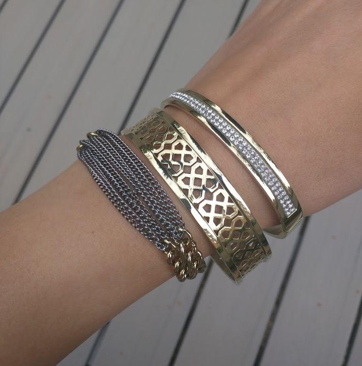 Dyrberg/Kern Armband - Tian Gold - Luxedy -