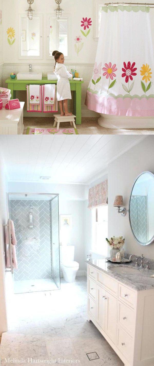 24 Awesome teen girls bathroom designs – My Life Spot | Teen Girls ...