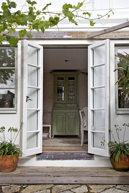 Conservatory extension idea
