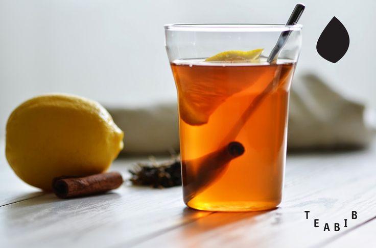 Tee sitä tee tätä: HOW TO // Rommitoti mustalla teellä // Hot tea toddy with black tea and rum