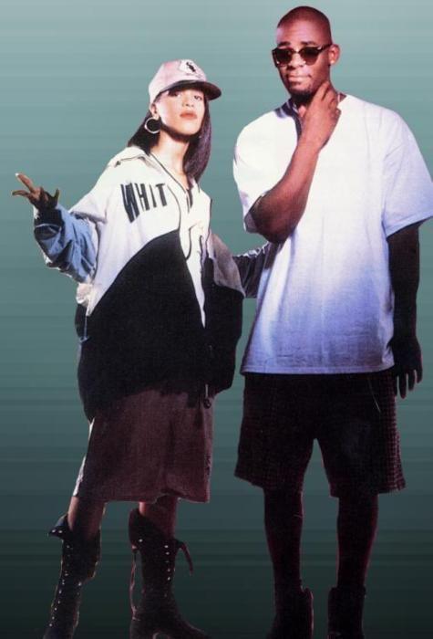 Long dress 90s r&b